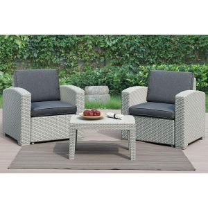 POUNDEX 3-PCS OUTDOOR SOFA SET 137