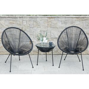 POUNDEX 3-PCS OUTDOOR SOFA SET 145