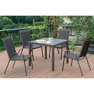 POUNDEX 5-PCS DINING SET 186