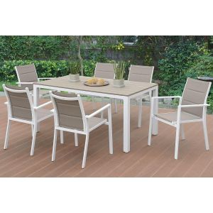 POUNDEX 7-PCS OUTDOOR DINING SET 268