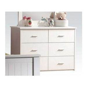 BUNGALOW WHITE DRESSER