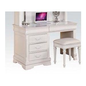 Classique White Desk