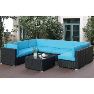 POUNDEX 8-PCS SECTIONAL SECTIONAL 460