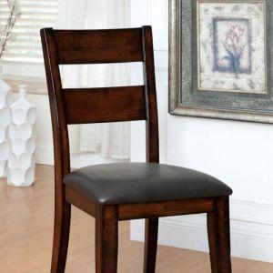 Dickinson Dark Cherry Table Chair(2PK)