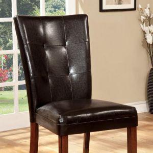 Elmore Antique Oak Table Chair(2PK)
