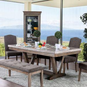 Bridgen Natural Brown Table