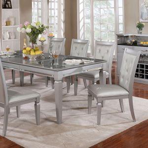 Alena Silver Table