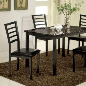 Colman Black Table