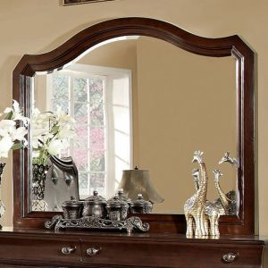 Arden Brown Cherry Mirror