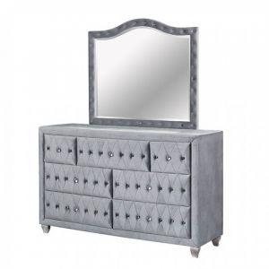 Alzir Gray Dresser