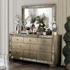 Loraine Champagne Dresser