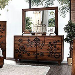 Amarantha Dark Oak Dresser