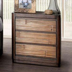 Covilha Antique Brown Nighstand