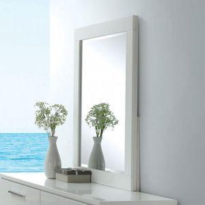 Christie White Mirror