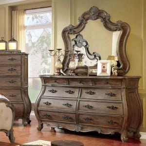 Cursa Rustic Natural Tone Dresser