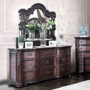 Arcturus Brown Cherry Dresser