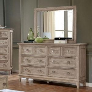 Lillian Natural Tone Dresser