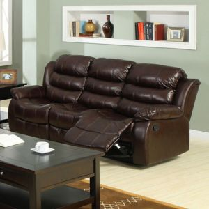 Berkshire Rustic Brown Sofa