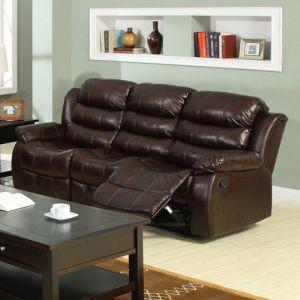 Berkshire Rustic Brown Sofa