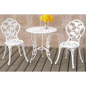 POUNDEX 3-PCS BISTRO SOFA SET P50203