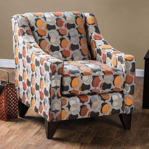 Pennington Orange Multi Chair
