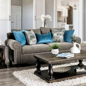 Mott Gray Sofa