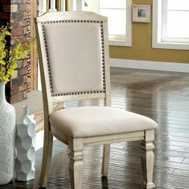 Holcroft Antique White Ivory Table Chair(2PK)