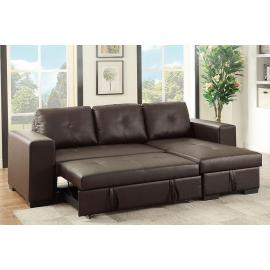 POUNDEX CONVERTIBLE SECTIONAL F6930