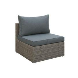 POUNDEX OUTDOOR ARMLESS CHAIR P50143 SECTIONAL